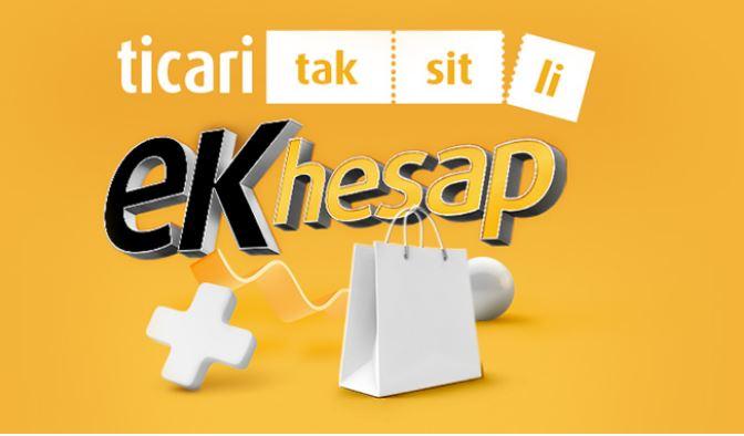 Vakıfbank'tan Ticari Taksitli Ek Hesap Kampanyası!