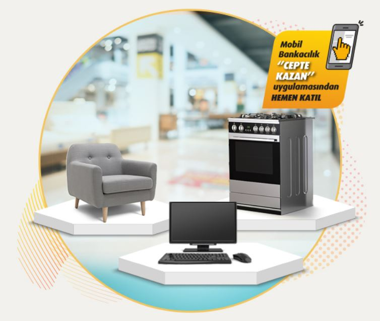 VakıfBank Worldcard ile beyaz eşya ve mobilya'da 100 TL WorldPuan Fırsatı!