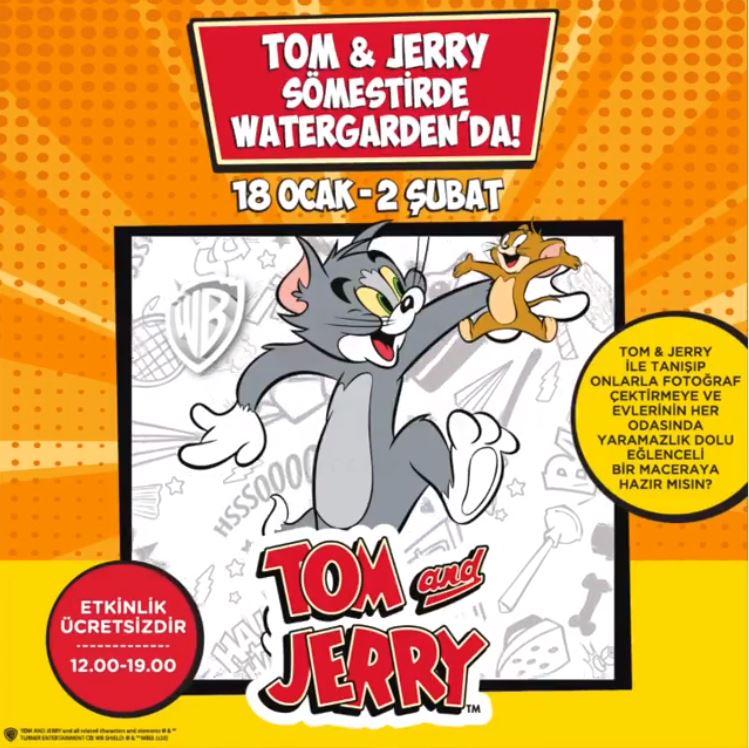 Bu sömestirde tüm çocuklar Watergarden'da doyasıya eğlenecek!