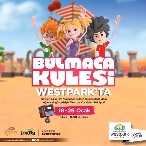 Westpark Bulmaca Kulesi Müzikal Gösterisi!
