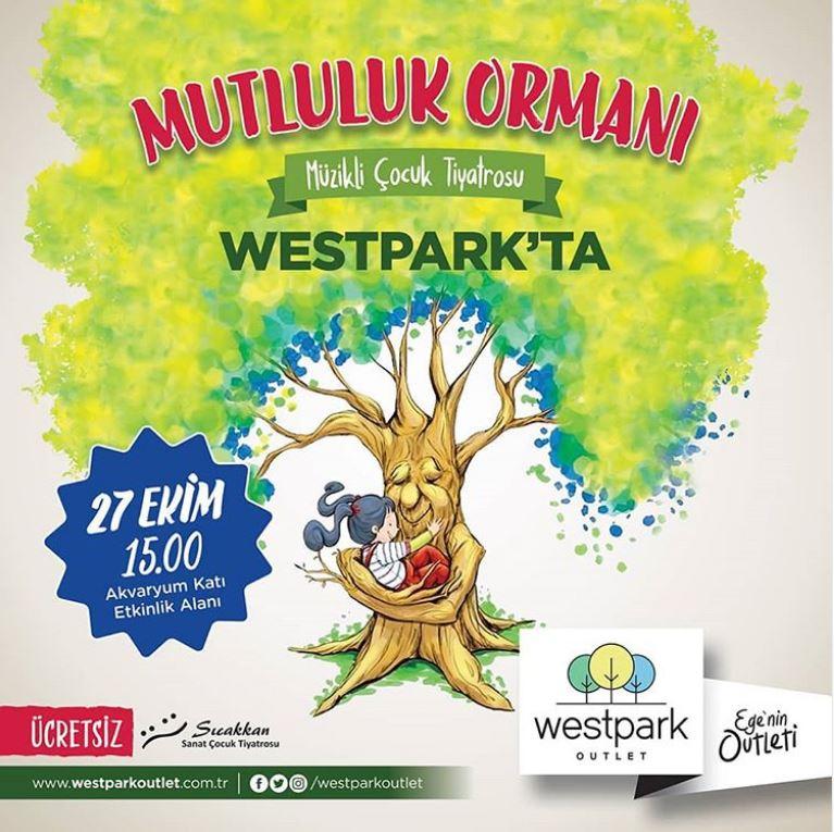 Westpark Outlet Mutluluk Ormanı Müzikli!