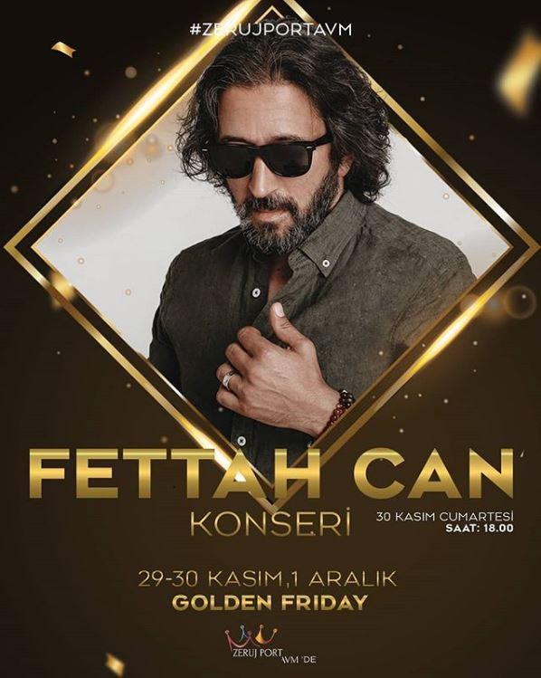 Zeruj Port Fettah Can Konseri!